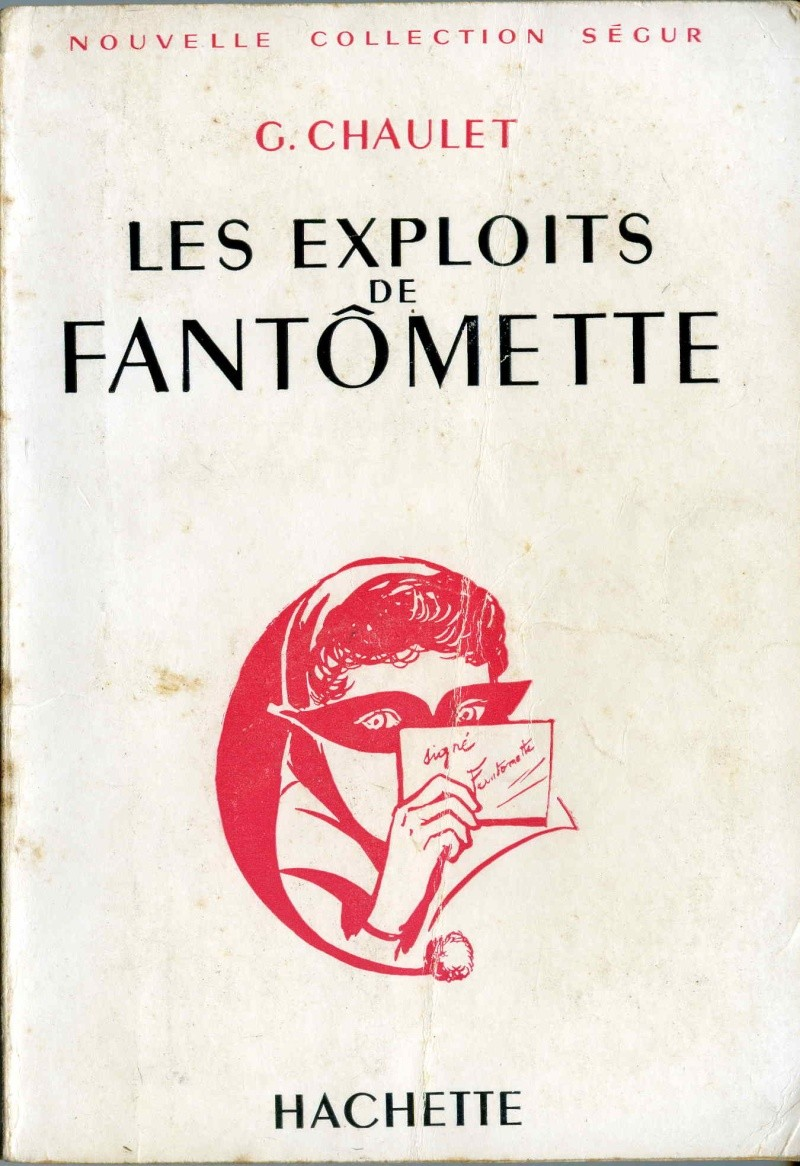 Les éditions originales de Fantomette. Expl210