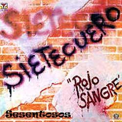 Sietecuero - Rojo Sangre (1978) (NUEVO) Sietec10