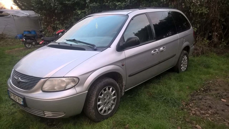 Chrysler grand voyager 2.5 crd 2004 28171210