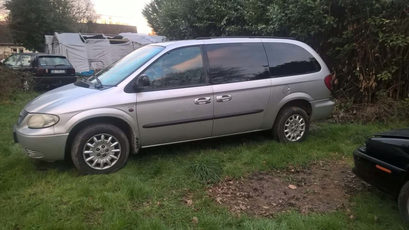 Chrysler grand voyager 2.5 crd 2004 28216910