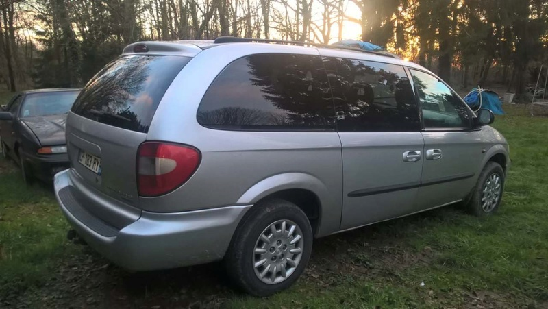 Chrysler grand voyager 2.5 crd 2004 28217410