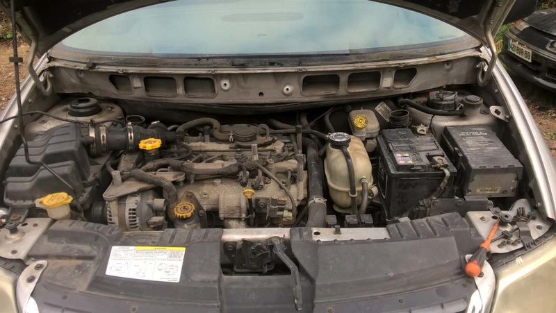 Chrysler grand voyager 2.5 crd 2004 28312711