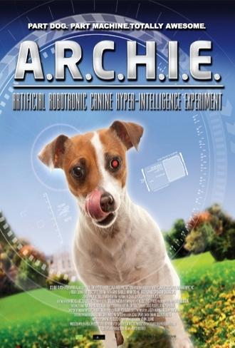 2016 - [film] A.R.C.H.I.E. – Un robot a quattro zampe (2016) Cattur32