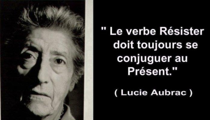 Décès de Lucie Aubrac Aubrac10