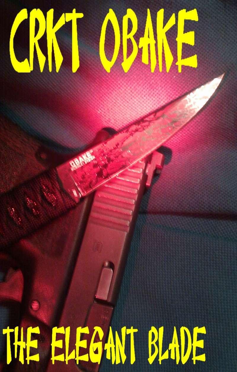 CRKT Obake: The Elegegant Blade Red_li11