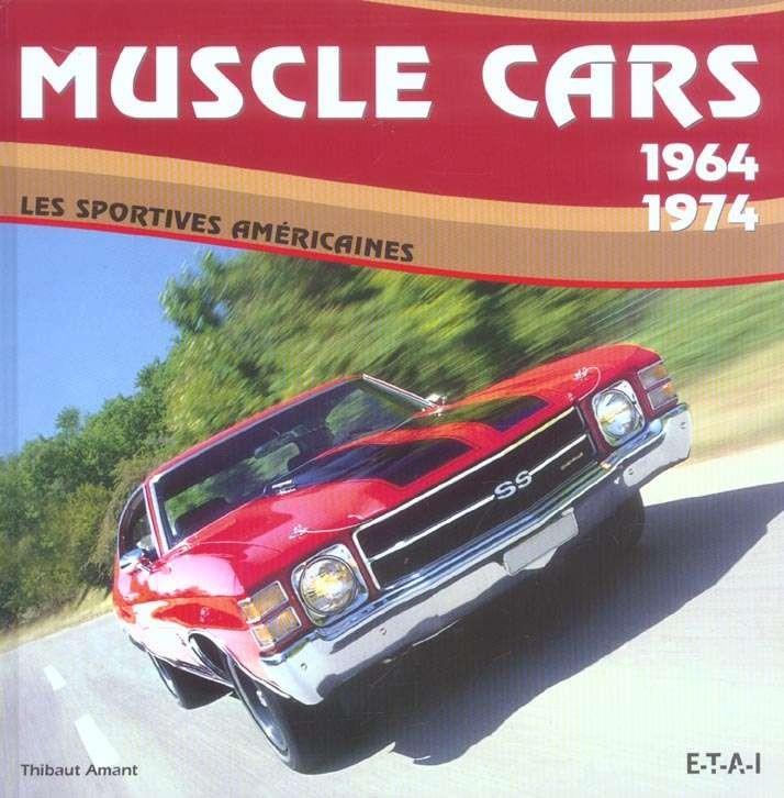 Vends 4 livres Américaines, muscle-cars & Bonneville 97827210