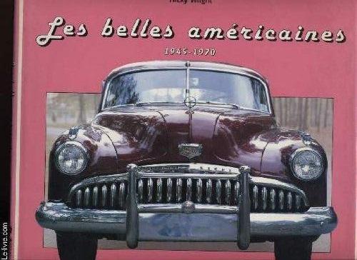 Vends 4 livres Américaines, muscle-cars & Bonneville 97828710