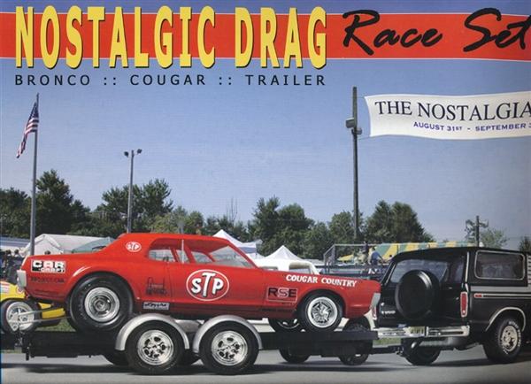 Kits Hauler Nascar / Racing Amt-mk10