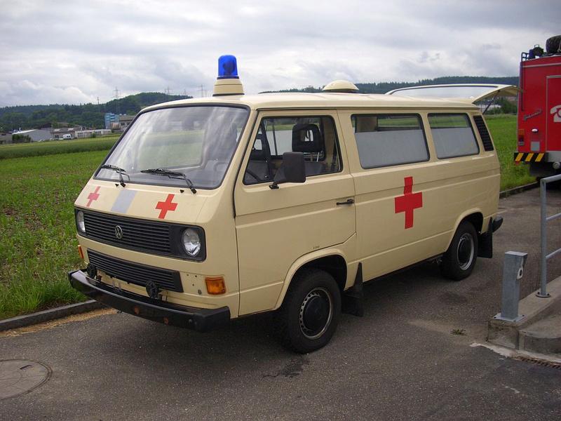 Transporter type 3 Ambulance B9f1d510