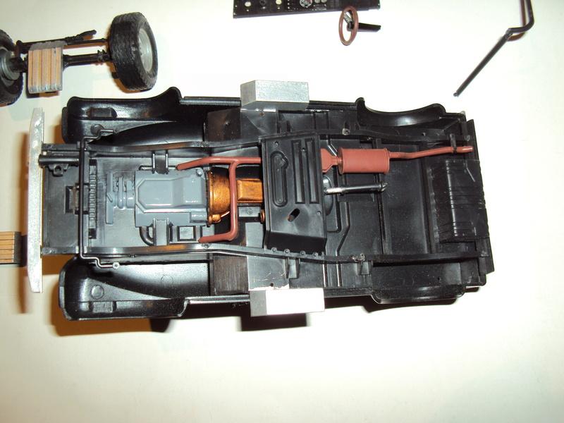 Vends 3 kits montés : Jeep Laredo, Bronco & Porsche 934 Dsc03141