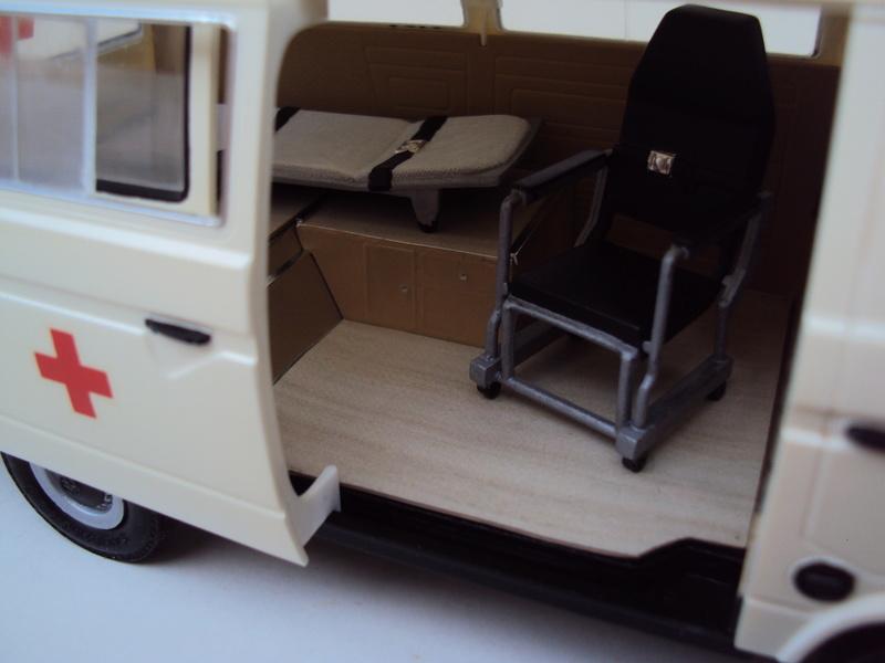 Transporter type 3 Ambulance Dsc03213
