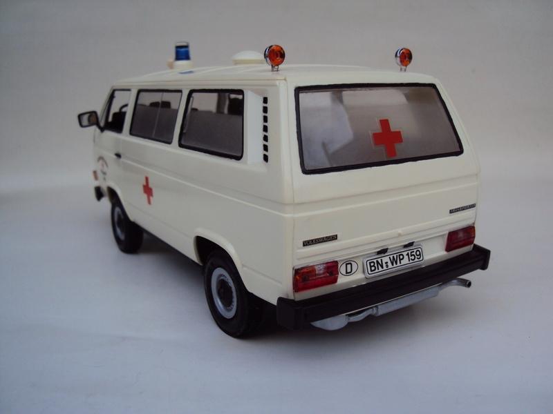 Transporter type 3 Ambulance Dsc03215