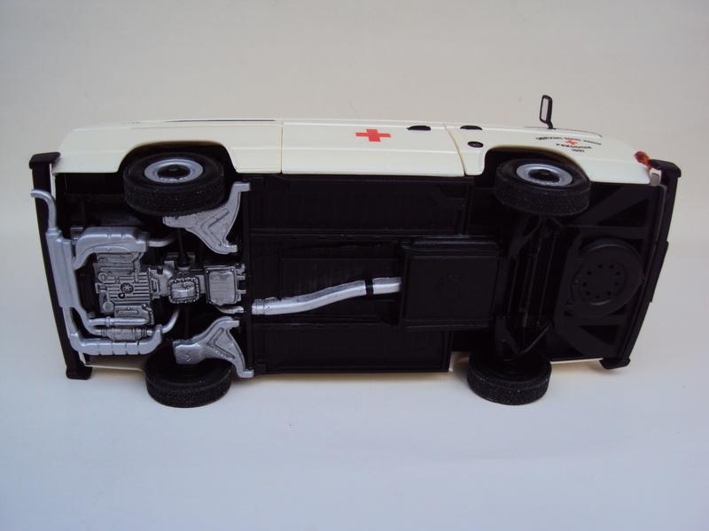 Transporter type 3 Ambulance Dsc03219