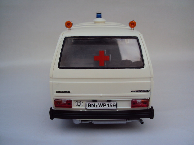 Transporter type 3 Ambulance Dsc03220