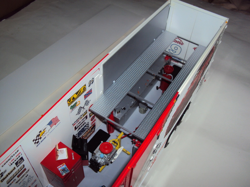 Kits Hauler Nascar / Racing Dsc03320