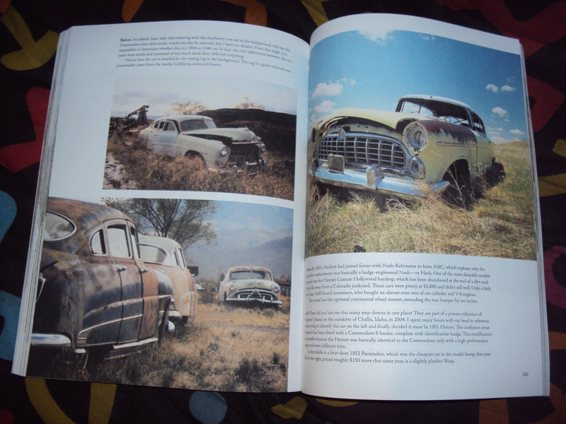 "Livre américain ""Roadside Relics"" neuf  Dsc03353"