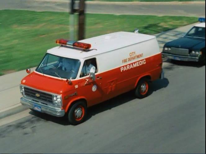 van chevrolet EMS I2956710