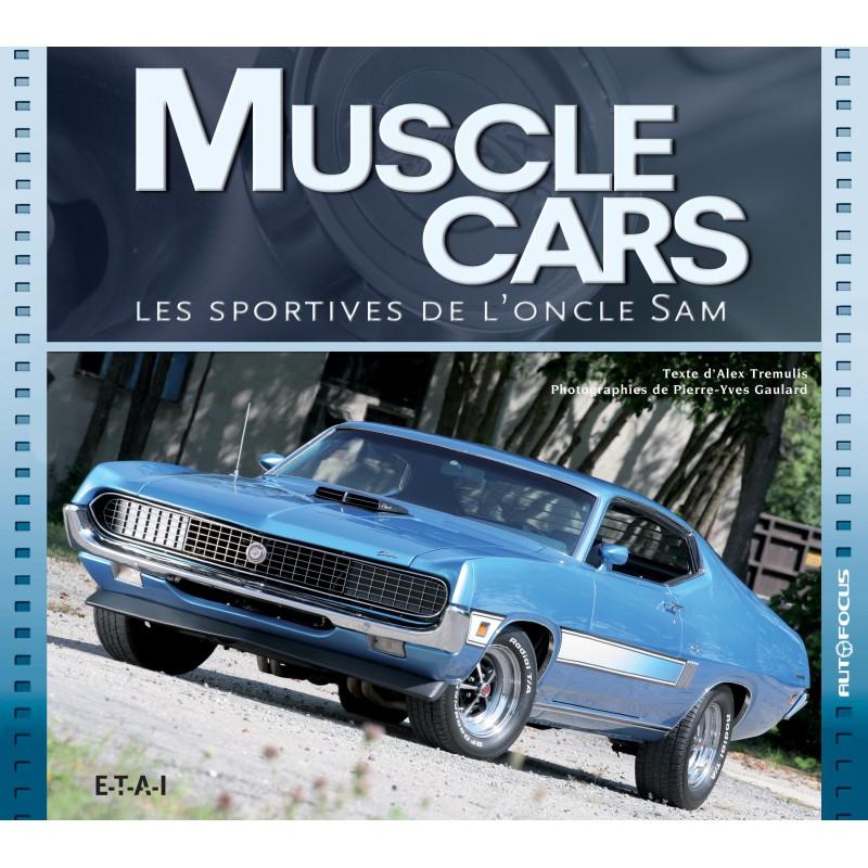 Vends 4 livres Américaines, muscle-cars & Bonneville Muscle10