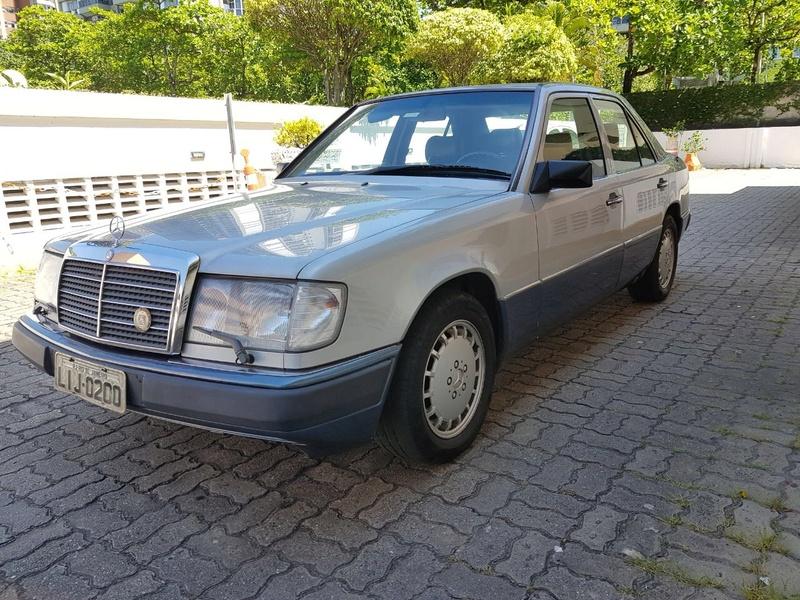 W124 Mercedes 300E 1991 R$20.000,00 0b9bc810