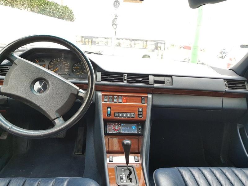 W124 Mercedes 300E 1991 R$20.000,00 19f09310