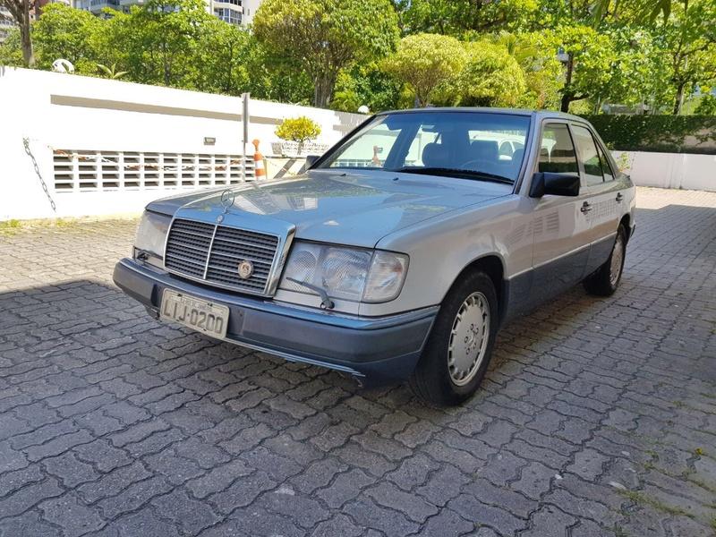 W124 Mercedes 300E 1991 R$20.000,00 39ad7c10