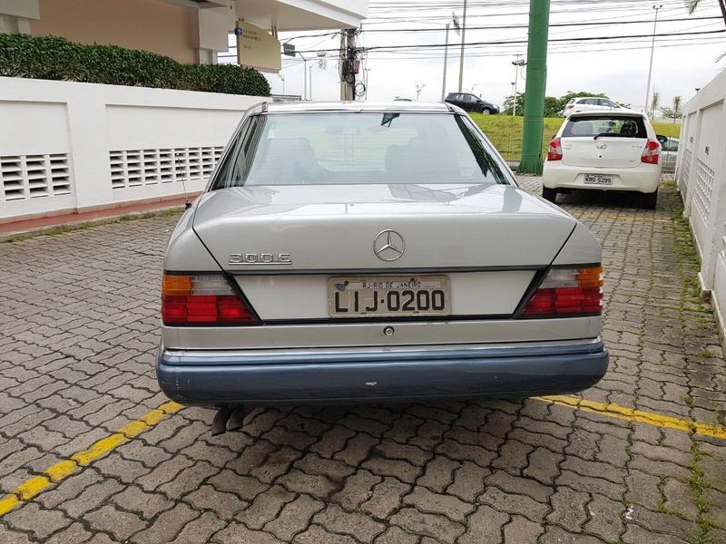 W124 Mercedes 300E 1991 R$20.000,00 5cc62410