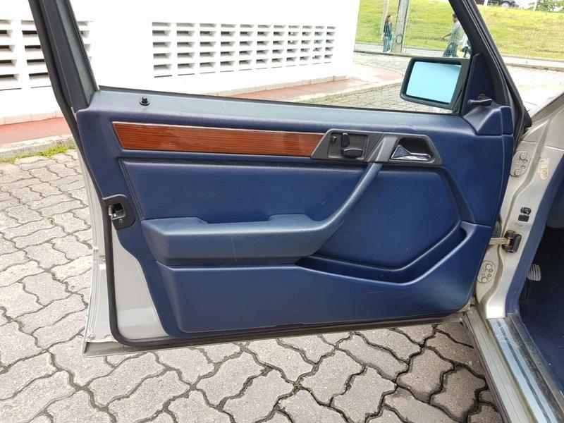 W124 Mercedes 300E 1991 R$20.000,00 632a5910