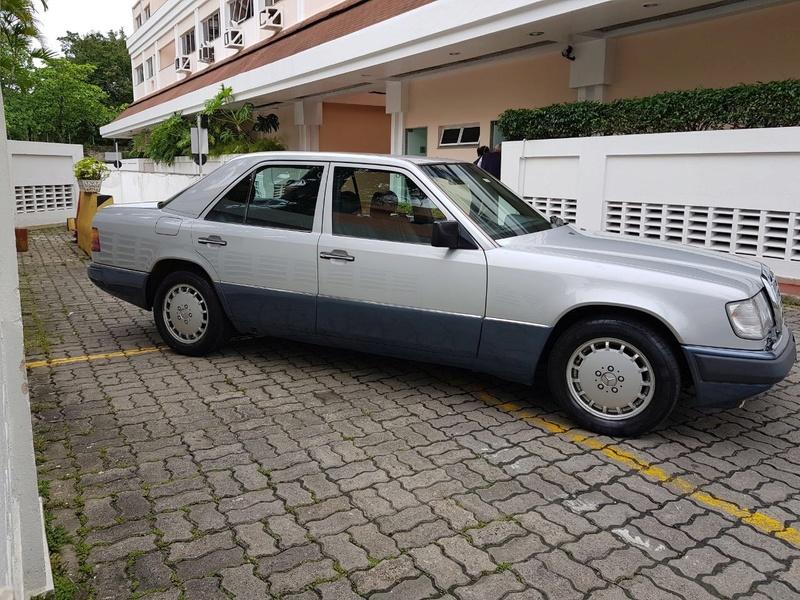 W124 Mercedes 300E 1991 R$20.000,00 8dc2b710