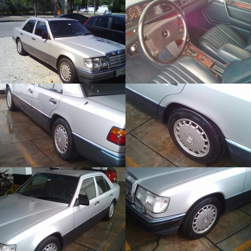 W124 Mercedes 300E 1991 R$20.000,00 E55fe010