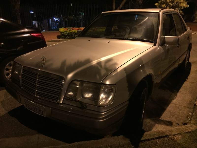 W124 e320 1995. R$34.000 E734d710