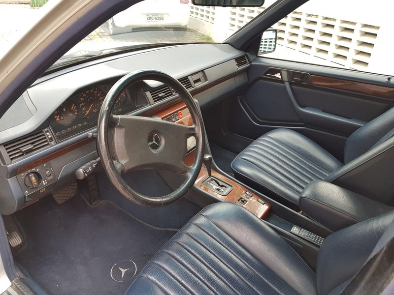 W124 Mercedes 300E 1991 R$20.000,00 Ffb61310