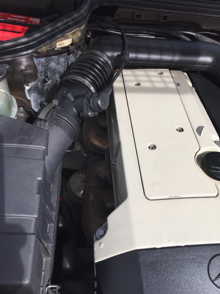 W124 e320 1995. R$34.000 Img_2411