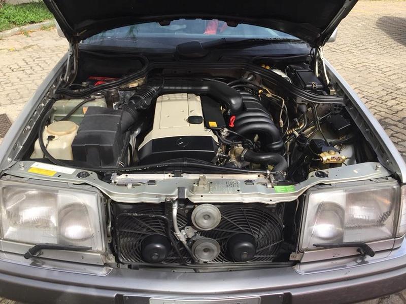 W124 e320 1995. R$34.000 Img_2415
