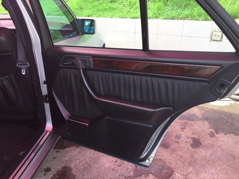 W124 e320 1995. R$34.000 Img_2416