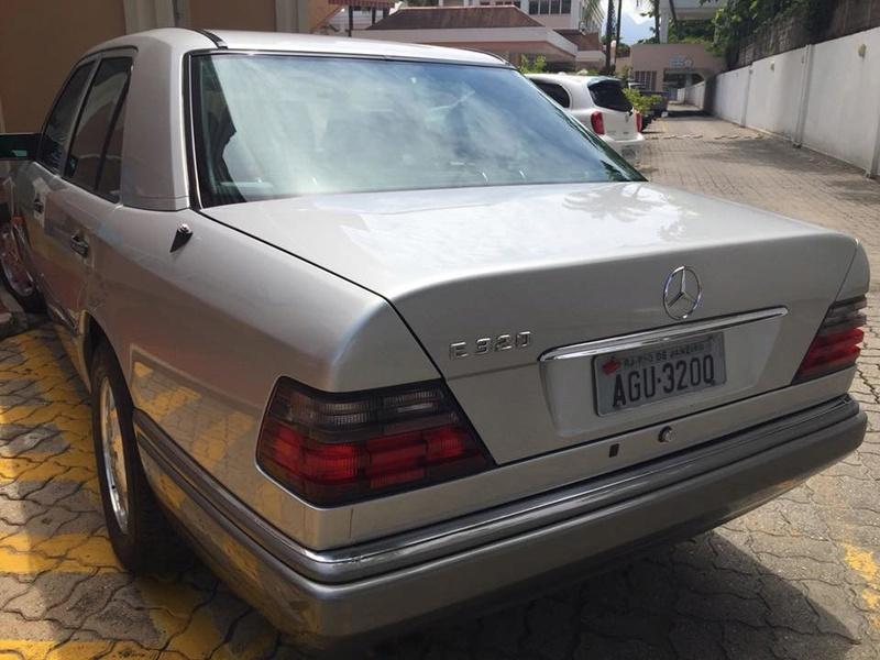 W124 e320 1995. R$34.000 Img_2417