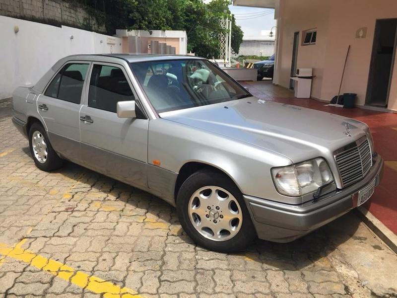 W124 e320 1995. R$34.000 Img_2419