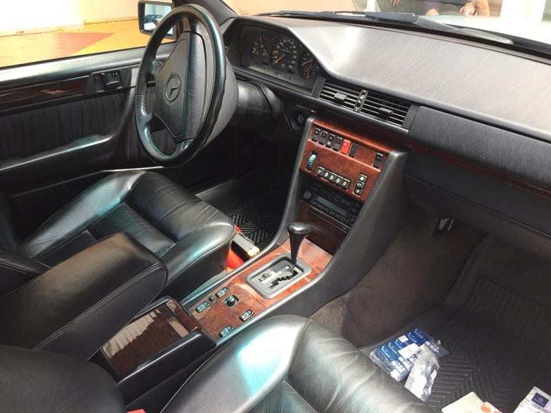 W124 e320 1995. R$34.000 Img_2420