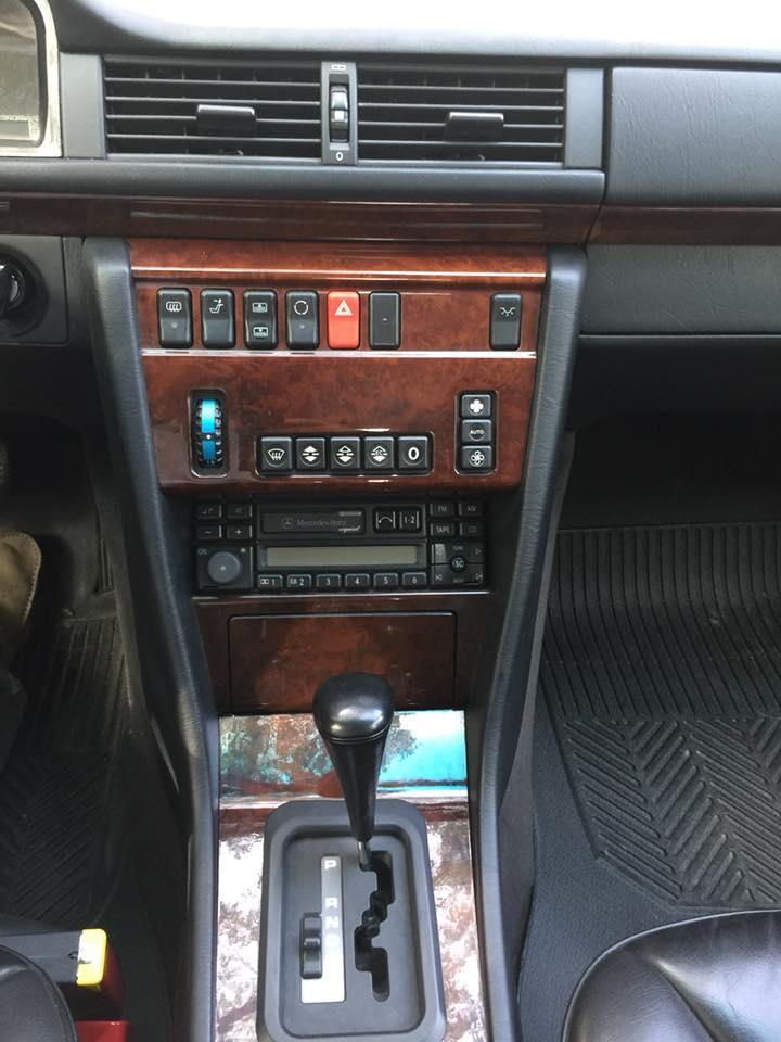 W124 e320 1995. R$34.000 Img_2423