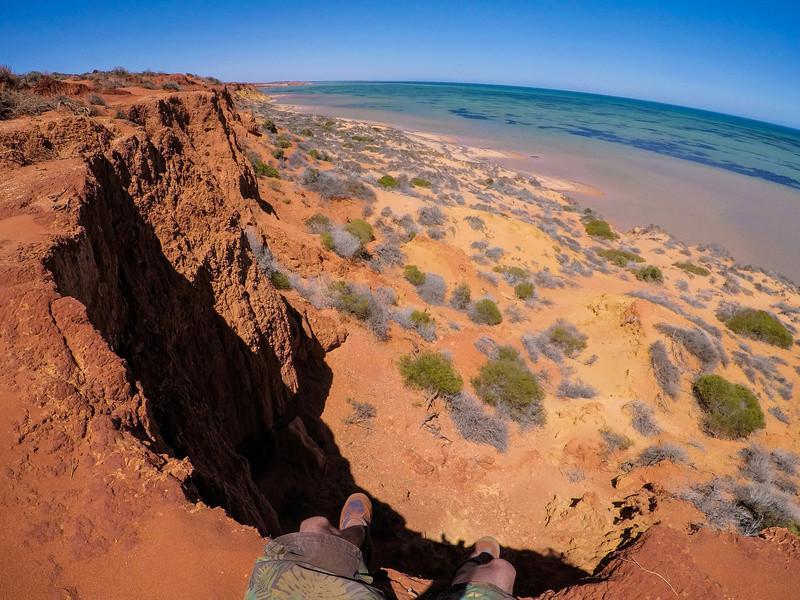 Australie - ocean et rivieres Gopr4110