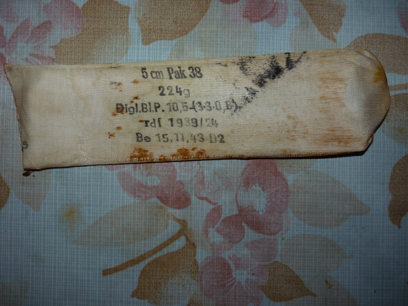chausette a poudre  P1050621