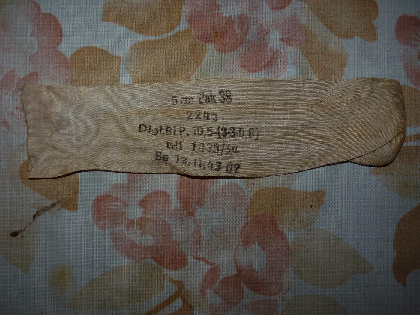 chausette a poudre  P1050711