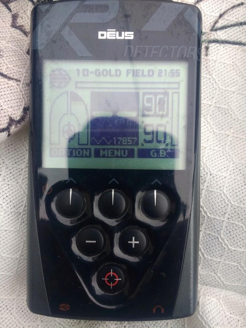 Vendo mi XP DEUS ORIGINAL FRANCES excelentes condiciones  LO REMATO.  15183629