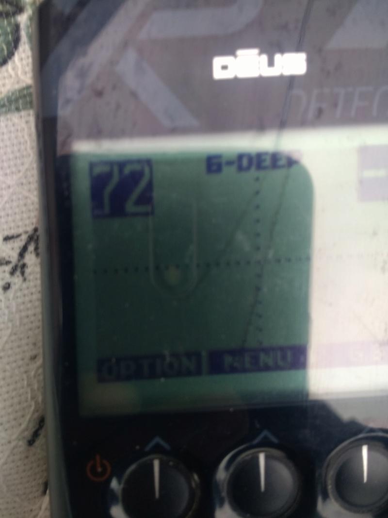 Vendo mi XP DEUS ORIGINAL FRANCES excelentes condiciones  LO REMATO.  15183633
