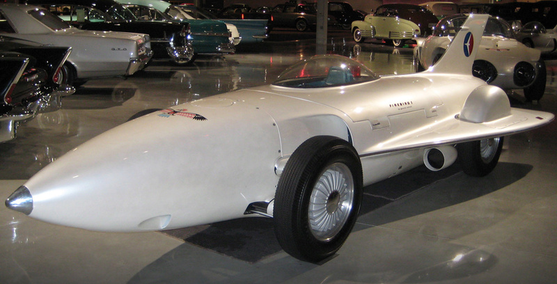 Une Pontiac Firebird 1953 ? 1953_f10