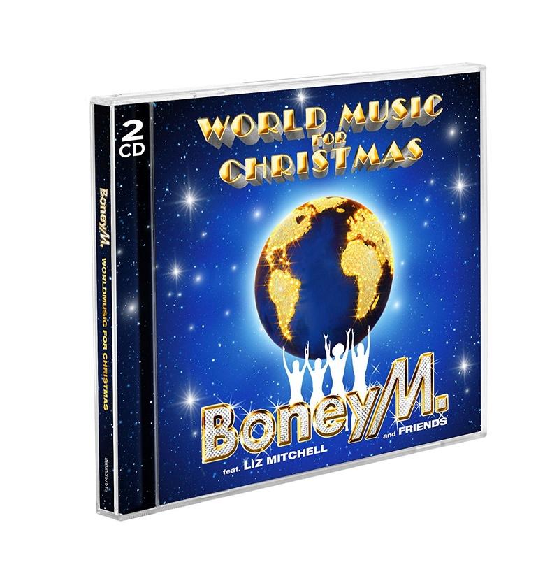 11/11/2017 Boney M. & Friends - new CD released! 210