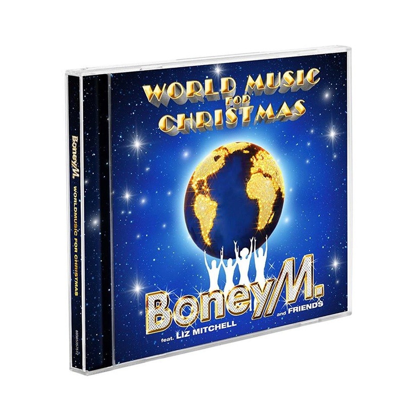 10/11/2017 World Music for Christmas (2CD) NEW! Bm201710