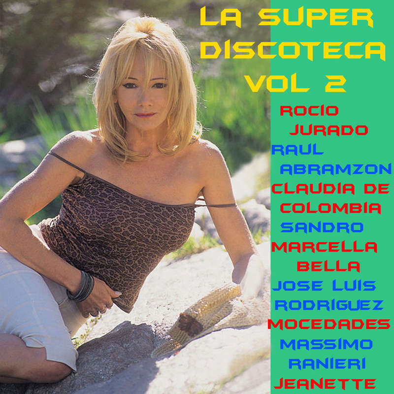 La Super Discoteca Vol 2 (New Version 2018) La_sup12