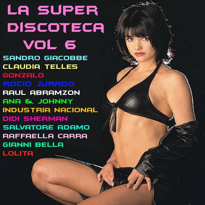 La Super Discoteca Vol 6 (New Version 2018) La_sup16