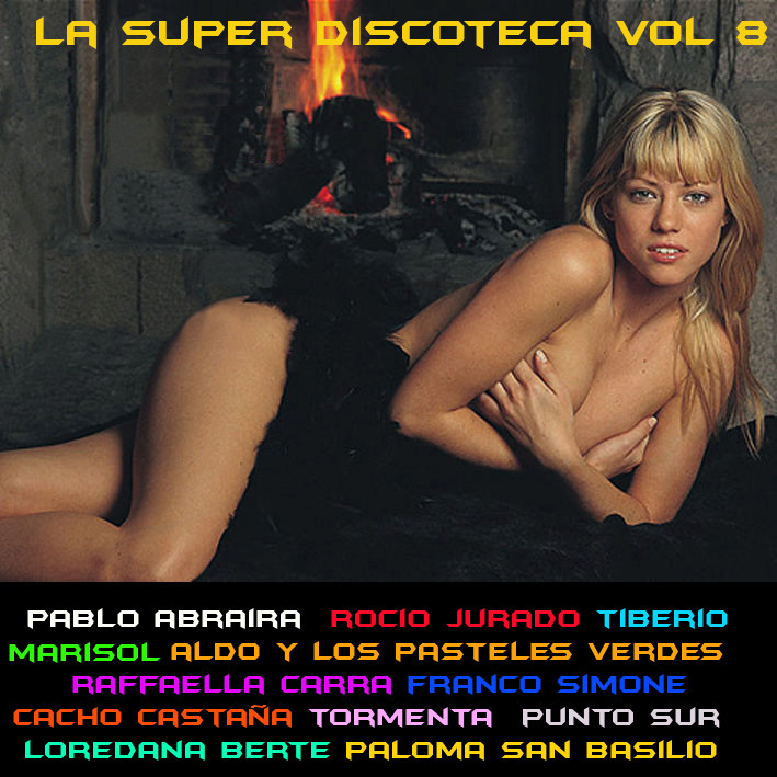 La Super Discoteca Vol 8 (New Version 2018) La_sup18