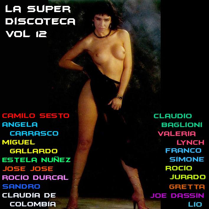 La Super Discoteca Vol 12 (New Version 2018) La_sup22